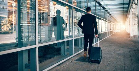 como organizar bagagem ternos