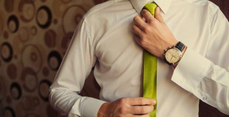 dicas sobre gravatas
