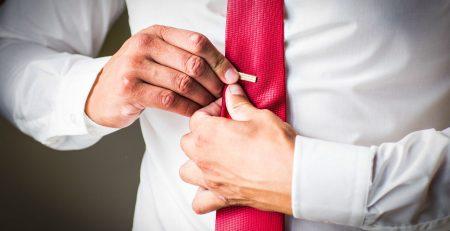 prendedor de gravata salvattorian